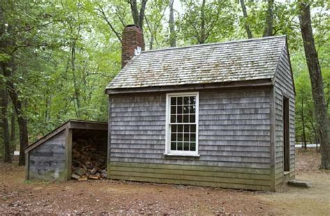 thoreau cabin henry david thoreau biography works britannica