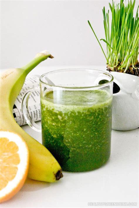 Wheatgrass Detox Diet Plan by Coffee Alternative Wheatgrass Green Drink Smoothie Recipe