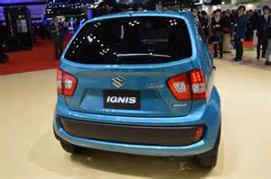 Hybrid Electric Vehicles India Pvt Ltd Maruti Suzuki Ignis Hybrid Pics Gaadiwaadi