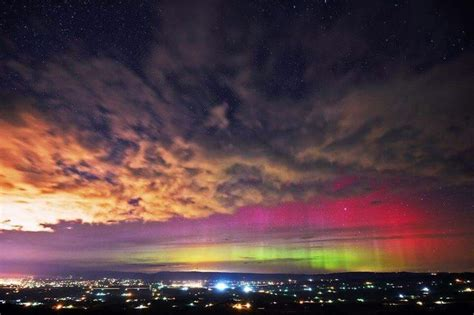 Northern Lights In Washington by 1000 Images About Beautiful Borealis On