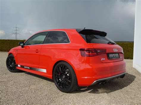 Audi S3 2 0 Tfsi Quattro by Mtm Squeezes 60 Hp From Audi S3 2 0 Tfsi Quattro