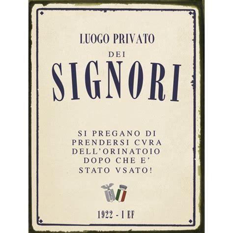 Bagno Donne by Insegna Bagno Uomini Mattsole