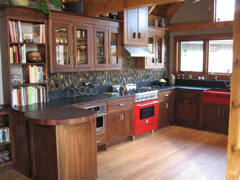 beautiful and walnut kitchen cabinets ideas and