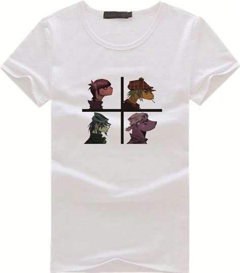T Shirt Gorillaz 6 popular gorillaz t shirts buy cheap gorillaz t shirts lots