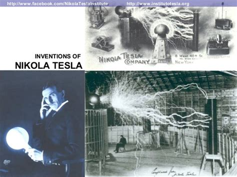 Nikola Tesla Resonance Nikola Tesla Institute Earth Resonance Project