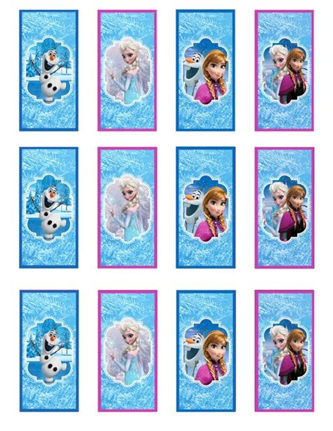 frozen printable etsy instant download frozen birthday mini candy bar wrappers