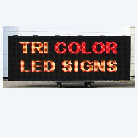 led signs led signs digital signs programmable led signs