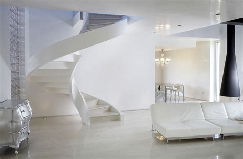 scala per interno casa le 10 migliori scale per interni elicoidali di design