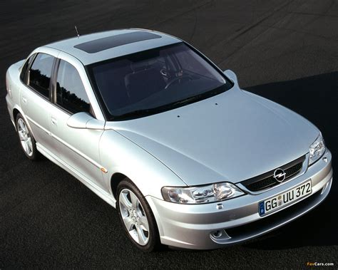 Opel Vectra B 2002 Www Pixshark Com Images Galleries