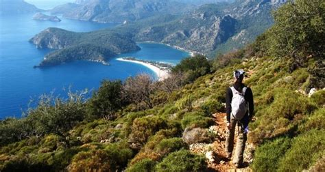 lycian way best sections walk on turkey s best trekking trails for natural