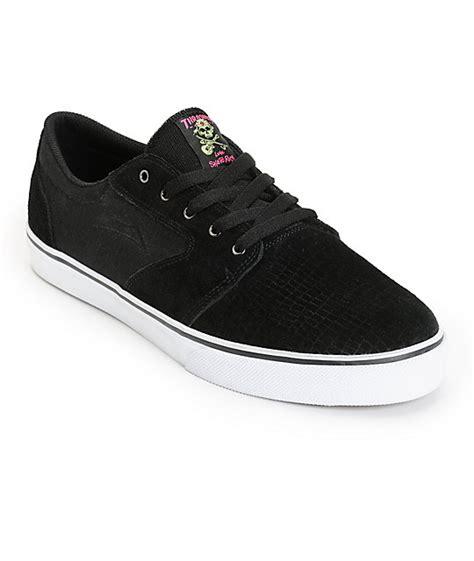 thrasher shoes lakai x thrasher fura croc skate shoes zumiez