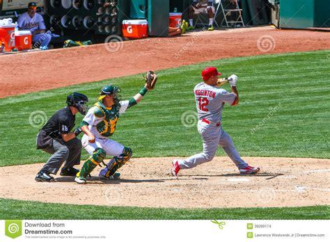 Major League Baseball Wigginton Check Swing Editorial