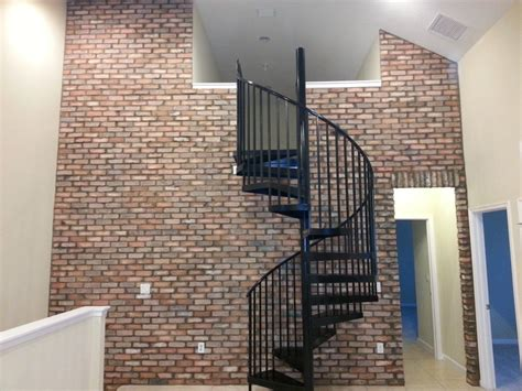ziegelstein wand innen interior brick veneers the secrets to amazing interior