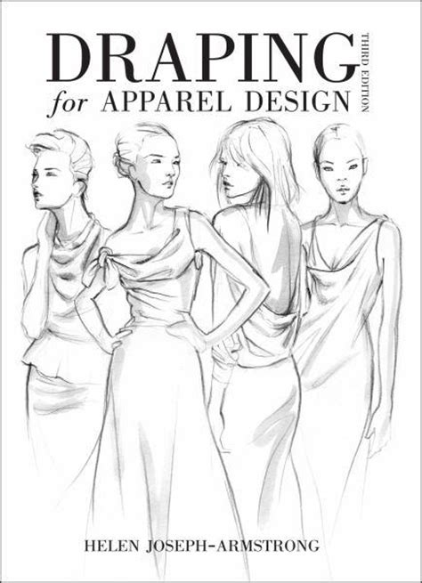 pattern making book by helen joseph armstrong draping for apparel design by helen joseph armstrong