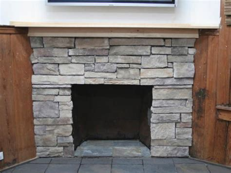 fireplace covering how to cover a brick fireplace with stone hgtv