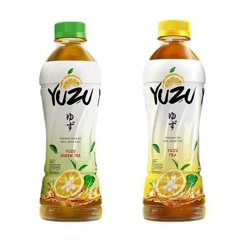 Green Tea Kualitas jual free sling yuzu black tea green tea