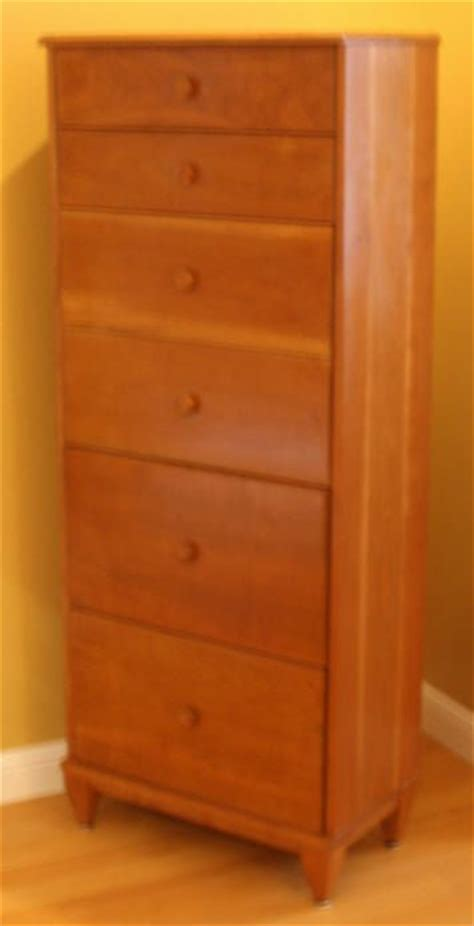 24 Wide Chest Of Drawers by Hardwood Chest Of 6 Drawers Inset Drawers Flat Panels