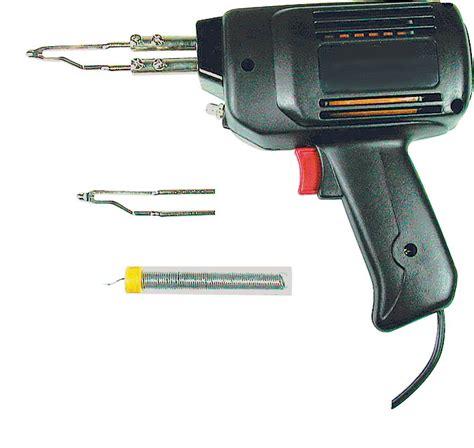 Solder Model Pistol Tembak Dekko solder gun gav toolcrafts ltd