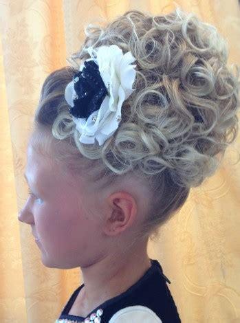 loose curl big bun for irish dancing dance city dancewear products dancewear ireland irish