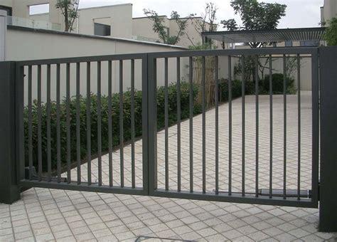iron sliding gates