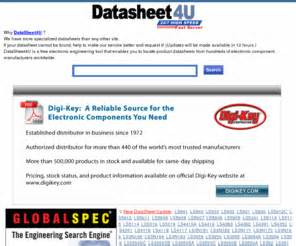 datasheet catalog for integrated circuits diodes triacs and datasheet4u net datasheet world electronic components datasheets search site