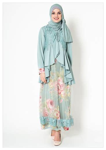 Baju Muslim Style Contoh Foto Baju Muslim Modern Terbaru 2016 Style Model