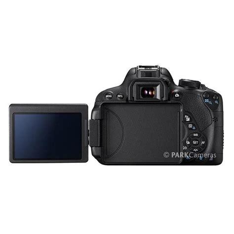 Canon Eos 700d Kamera Digital Unit Only canon eos 700d dslr only park cameras
