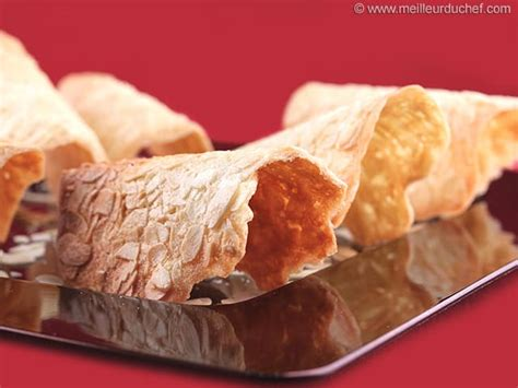 tuile au amandes almond tuiles recipe with images meilleurduchef
