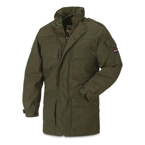 Layer Parka Jacket tru spec h2o waterproof parka woodland 310936