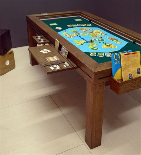 tables for board games