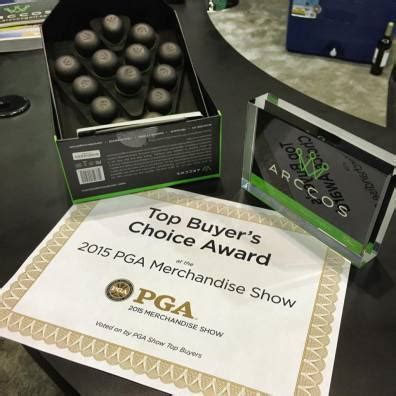 Greys Clouds At Pga Awards by Arccos Receives Industry Awards At 2015 Pga Show Arccos Golf