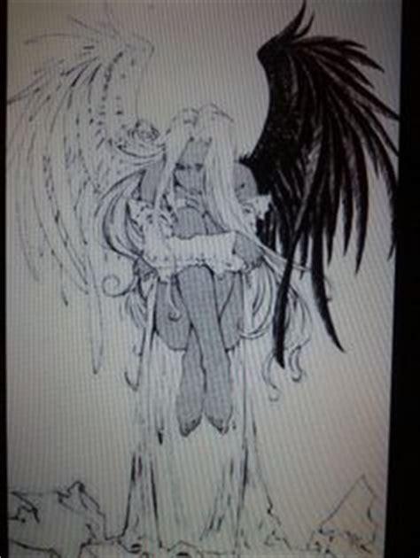 half angel half demon tattoo designs 1000 images about tattoos on fleur de lis