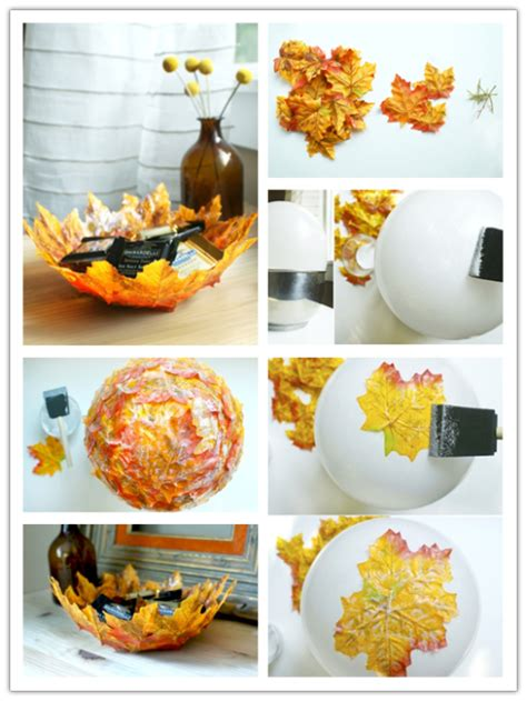 home decoration craft ideas over 50 of the best diy fall craft ideas kitchen fun