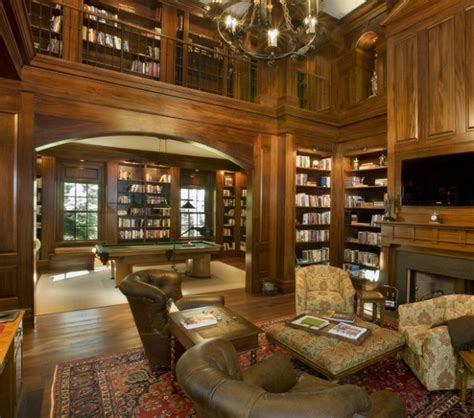 at home library 23 amazing home library design ideas for all book lovers