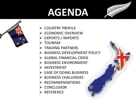 Mba In Nz by New Zealand Country Economy Analysis