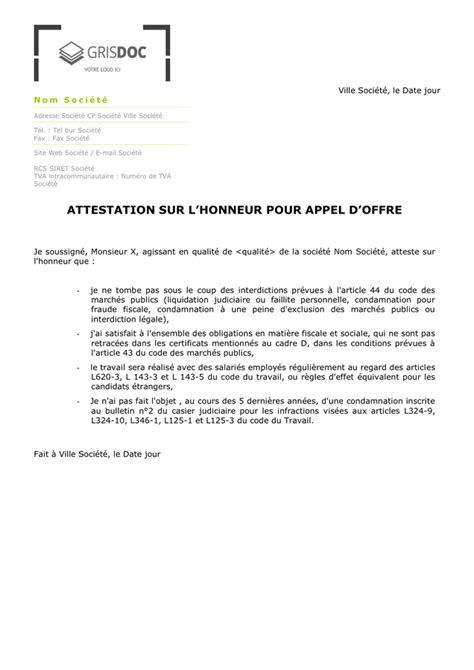 Exemple De Lettre Qui Certifie Sur L Honneur Read Book Attestation Sur Lhonneur Accueil Pdf Read Book