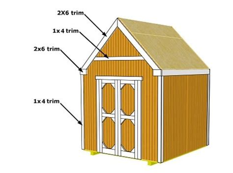 Free Shed Plans by 25 Free Garden Shed Plans