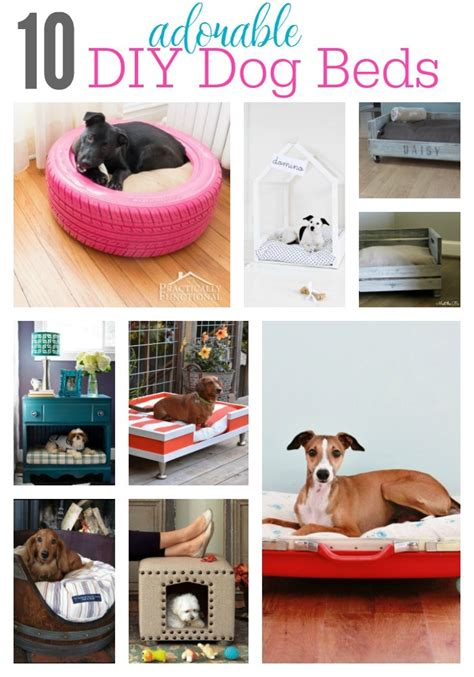 how to make yourself get out of bed diy dog bed ideas the taylor house