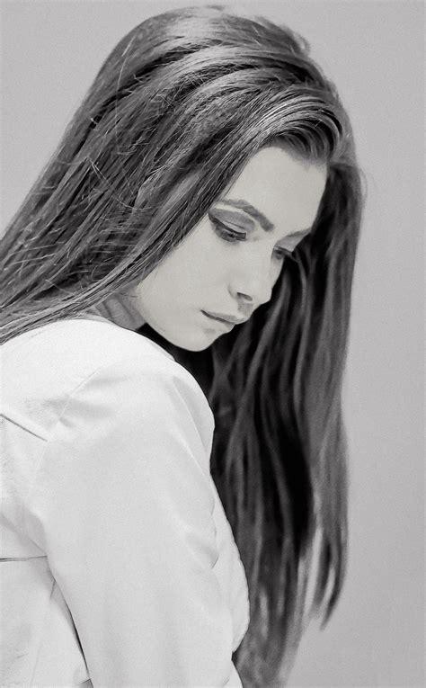 Beau Hair Styler 3458 Hitam gratis billeder sort og hvid pige portr 230 t t 248 j
