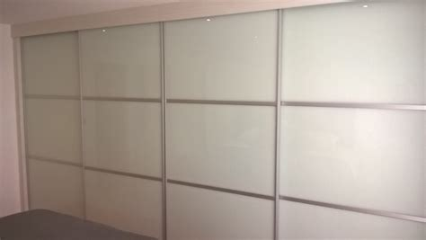 Fitted Wardrobes Blackpool by Fitted Sliding Door Wardrobes In A New Build In