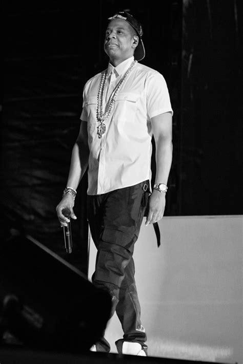 Jay-Z & Justin Timberlake @ Yankee Stadium (night 1 pics