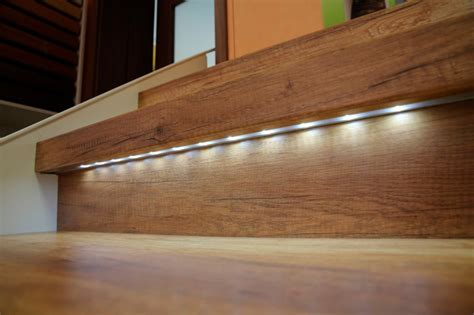 beleuchtung treppe treppenrenovierung led treppenbeleuchtung h 214 ping