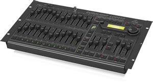 lc  dmx controllers lighting systems behringer