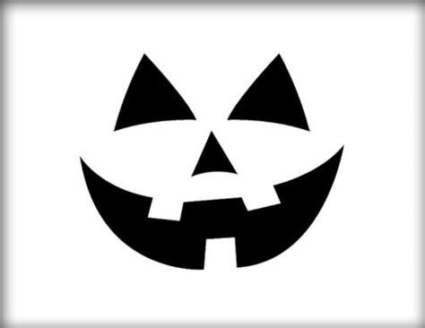 printable pumpkin stencils pdf glow in the dark pumpkins
