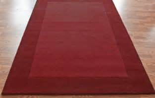 Large Solid Color Area Rugs Modern Area Rugs Large 8x10 Solid Border Plain Ebay