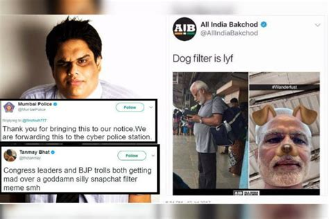 aib modi controversy hilarious memes  insulting dog