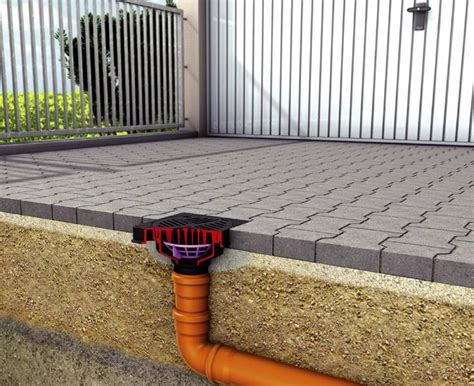 Patio Drainage Gully by Yard Drains For Standard And Comercial Applications