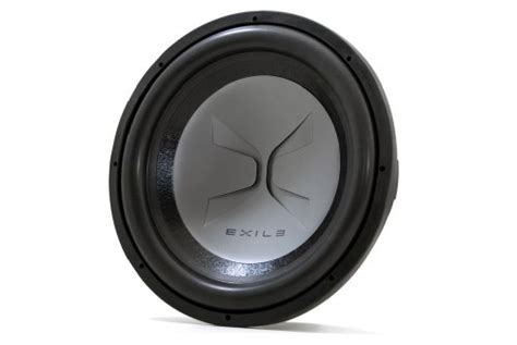 Speaker Fabulous 18 Inch 2000 Watt exile audio big18 18 inch 2000 watts dvc subwoofer reviews speakers subwoofers