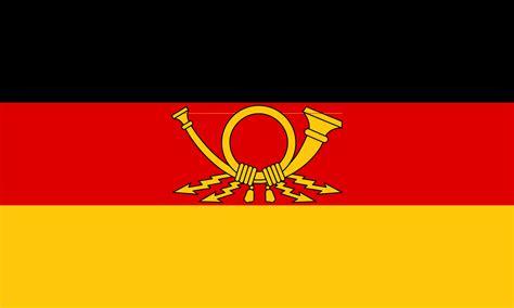 Luftpost Aufkleber Drucken by File Flag Of German Post East Germany Svg Wikimedia