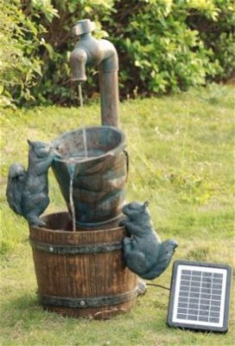 Solar Powered Backyard Fountains by Solar Garden Fountains Site For Everything
